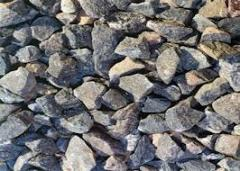 Loose, road materials, crushed stone, wholesale,