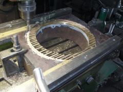 Spare parts to diesel diesels