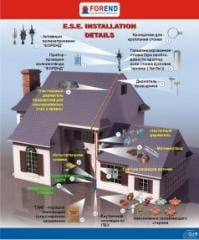 ACTIVE LIGHTNING PROTECTION of