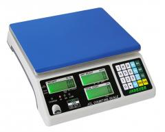 Scales automatic for control of weight and