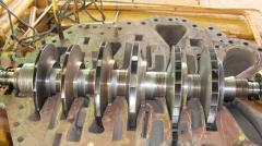 Ротора відцентрових компресорів ДО-250, ЦТК-275,