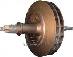 Ротора для нагнітачів Н-360, Н-750, Н-1050, Н-1200