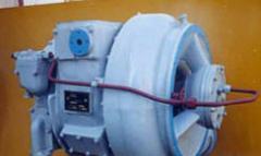 The turbocompressor is diesel