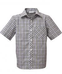 Рубашки детские. Рубашка Pixel короткий рукав