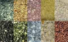 Marble crumb in assortmen
