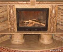 Natural stone, any products from marble, granite,