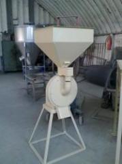 Дробилка молотковая (ДМН-001)