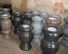 Gabbro, products from a gabbro under the order,
