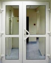Doors are waterproof