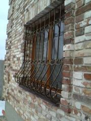 Window lattices.