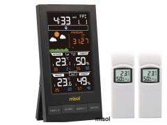Домашняя метеостанция Misol WN2810-W2T с 2-мя