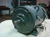 Electric motor of a direct current D12U2