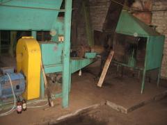 Линия/завод по производству брикета ПиниКей ( PiniKay).