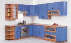 Кухня Импульс.Мебель из рамочных МДФ: для