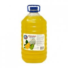 Моющее для посуды ICE BLIK Standart 5л Лимон