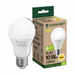 LED лампа ENERLIGHT A60 10W 3000K E27