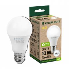 LED лампа ENERLIGHT A60 10W 4100K E27