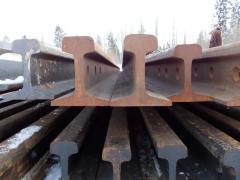 Rails of P50, P6, P18, Kiev, the price to buy
