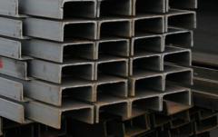 Channels steel 1-5PS, No. 5-65 ferrous metals,