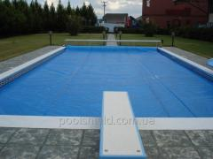 Плівка для басейнів