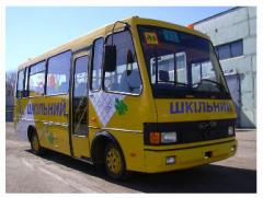A079.13/highway. School bus, Chernihiv Bus Plant