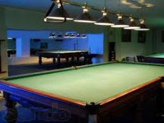 Table-tops are billiard