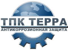 Композиция антикоррозионная ПУ-алюм (ТУ