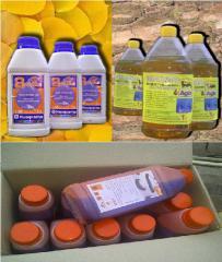 Oil for chiansaws