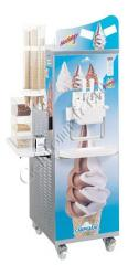 Freezer freezers for ice cream