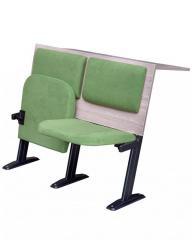 Секционные кресла для учебных аудиторий