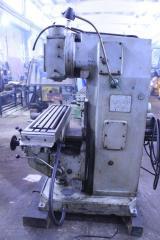 Вертикальный консольно-фрезерный станок 6Р11