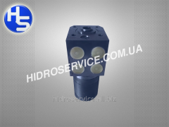 Гідроустаткування. Клапан пріоритетний ОКП-2 (гідрокермо ОКР-6).