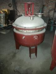 Cooking copper reactor of MZS-316
