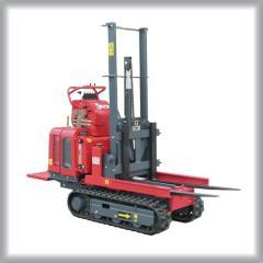 FM400, FM900, FM1300 crawler loaders