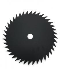 Нож для мотокосы 40т