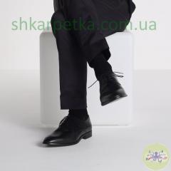 Шкарпетки чоловічі чорні 31 (46-47)