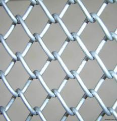 Сетка металлическая рабица без покрытия и