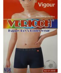 Подростковые трусы боксеры Vericoh