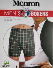 Men's boxer briefs (long) BATAL NC-MAN