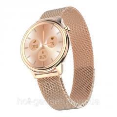 Смарт-часы Bakeey Vanessa F80 Gold (температу