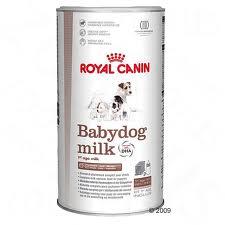 Полноценный заменитель молока для щенков Babydog