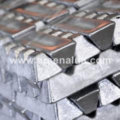 Aluminum alloys and ligatures.