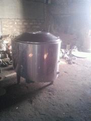 Bathtub of normalization of VN-600 cream