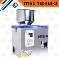 Дозатор полуавтомат для сыпучих продуктов 2-100