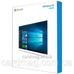Операционная система Windows 10 Домашняя 32/64-bit