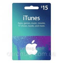 Подарочная карта iTunes Apple / App Store Gift