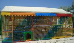 Лабиринты детские, Детский игровой лабиринт под