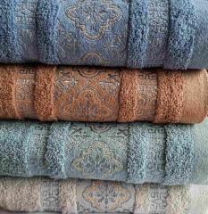 """Махровое банное полотенце""""Яркое"""" 140*70"""