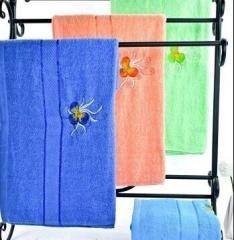 """Махровое полотенце""""Ромашка-3"""" 50*100"""