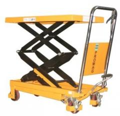 Carts hydraulic with the lift platform of PR/SPA